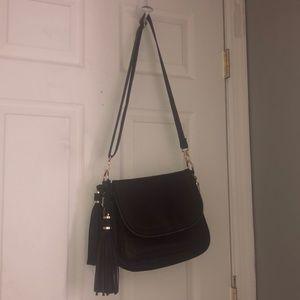 Also maroon purse